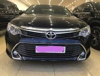 Cần bán lại xe Toyota Camry 2.5G sản xuất 2016, màu đen, chính chủ