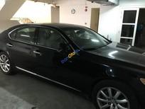 Bán lại xe Lexus LS 460 đời 2008, màu đen, nhập khẩu