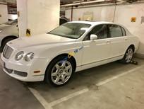 Bán Bentley Continental Flying Spur sản xuất 2007, màu trắng, nhập khẩu chính chủ
