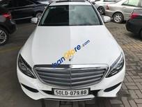 Cần bán lại xe Mercedes C250 đời 2016, màu trắng
