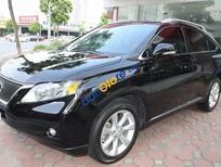 Cần bán gấp Lexus RX 350 năm 2009, màu đen, máy móc zin nguyên bản