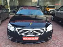 Salon bán Toyota Camry 2.4G đời 2011, màu đen
