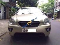 Bán Kia Carens 2.0 đời 2011, màu vàng, xe nhập