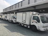 Xe tải đông lạnh K165 đời 2017. Liên hệ 0936127807 hỗ trợ vay vốn ngân hàng