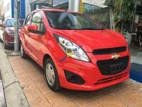 Bán Chevrolet Spark Duo sản xuất năm 2017, màu đỏ, giá chỉ 279 triệu