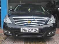 Bán Nissan Teana 2.0 AT sản xuất 2011, màu đen, nhập khẩu nguyên chiếc số tự động