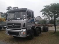 Xe tải Dongfeng Trường Giang 4 chân ga cơ nhập khẩu