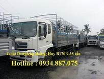 Bán xe tải Dongfeng B170 9t35 - Xe tải Dongfeng Hoàng Huy B170 9.35 tấn