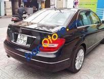 Bán xe Mercedes C250 đời 2011, màu đen còn mới, giá tốt