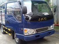 Cần bán xe tải JAC 4,95 tấn Đà Nẵng, thùng mui bạt đời 2017, hỗ trợ trả góp 80%