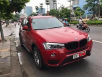 Bán ô tô BMW X3 X3 2016, màu đỏ siêu hot
