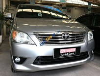 Bán Toyota Innova 2.0E 2012, tặng BHVC, hỗ trợ vay 70%, lãi suất tốt