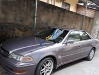 Cần bán xe Toyota Mark II AT đời 2001, màu xám, nhập khẩu nguyên chiếc số tự động