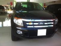 Cần bán gấp Ford Ranger XLT 2.2L 4x4 MT năm sản xuất 2012, màu đen