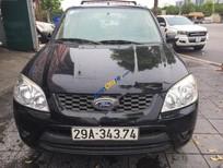 Cần bán xe Ford Escape 2.3AT sản xuất năm 2011, màu đen, giá chỉ 475 triệu