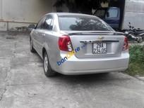 Bán xe Chevrolet Lacetti đăng ký lần đầu 2011