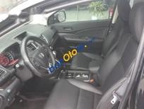 Bán xe Honda CR V 2.4L đời 2017, màu đen