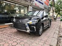 Cần bán Lexus LX 570 2017, màu đen nội thất bò, xe mới 100%, giao xe ngay, toàn quốc, bảo hành 3 năm. LH 093.798.2266
