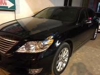 Bán Lexus LS 460L đời 2012, màu đen, lốp dự phòng chưa hạ