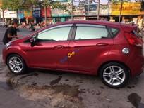 Bán xe cũ Ford Fiesta S 1.6 AT 2013, màu đỏ ít sử dụng