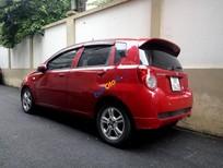Xe Daewoo GentraX SX 1.2 AT đời 2010, màu đỏ, xe nhập