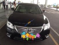 Cần bán xe Toyota Camry 2.4G năm 2011, màu đen như mới, giá tốt