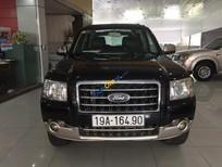Cần bán Ford Everest 2.5MT đời 2008, màu đen, 415 triệu
