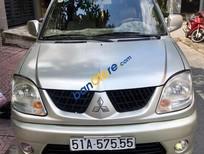 Cần bán xe Mitsubishi Jolie năm sản xuất 2004, màu bạc, xe nhập