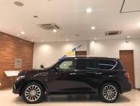 Bán xe Infiniti QX80 năm sản xuất 2017, màu đen, nhập khẩu nguyên chiếc