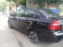 Cần bán Daewoo Gentra SX sản xuất 2009, màu đen, giá 195tr
