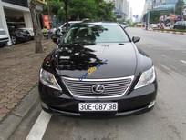 Bán Lexus LS 460L năm 2008, màu đen, nhập khẩu