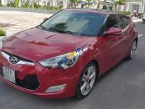 Cần bán Hyundai Veloster GDI 1.6AT đời 2011, màu đỏ, nhập khẩu chính chủ, giá chỉ 550 triệu