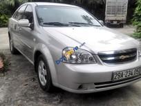Bán xe Chevrolet Lacetti đăng ký 2011