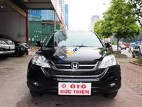 Bán xe Honda CR V 2.4 AT năm 2011, màu đen