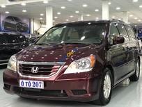 Cần bán lại xe Honda Odyssey EX-L sản xuất năm 2008, màu đỏ, xe đẹp