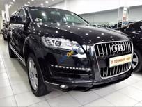 Cần bán lại xe Audi Quattro Q7 3.0L đời 2010, màu đen, nhập khẩu số tự động