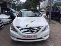 Bán ô tô Hyundai Sonata Y20 sản xuất 2011, màu trắng, nhập khẩu