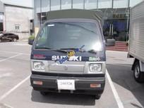 Bán xe Suzuki Super Carry Truck 1.0 MT đời 2017, màu xanh lam, giá tốt