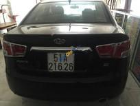 Bán ô tô Kia Forte SX 1.6 AT đời 2011, màu đen, 425tr