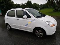 Cần bán lại xe Chevrolet Spark LS đời 2009, màu trắng