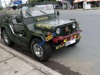 Cần bán xe Jeep A2 sản xuất 1980, nhập khẩu nguyên chiếc chính chủ, 152 triệu
