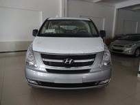 Hyundai Lạng Sơn_Hyundai Grand Starex đời 2017, màu bạc, xe nhập giá cạnh tranh