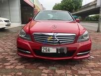 Cần bán xe Mercedes 250 Blue đời 2011, màu đỏ chính chủ, giá chỉ 760 triệu
