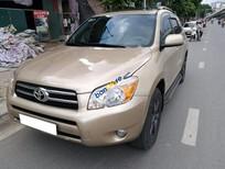 Bán Toyota RAV4 2.4 Limited năm sản xuất 2006, màu vàng, nhập khẩu nguyên chiếc