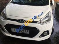 Cần bán lại xe Hyundai i10 MT đời 2015, màu trắng chính chủ