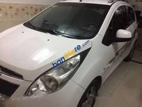 Cần bán xe Chevrolet Spark MT đời 2013, màu trắng, giá chỉ 245 triệu