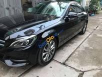 Bán Mercedes C200 đời 2015, màu đen
