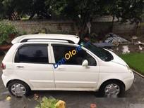 Cần bán Daewoo Matiz MT đời 2008, màu trắng chính chủ