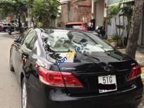 Cần bán xe Toyota Camry 2.4G đời 2011, màu đen chính chủ