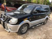 Cần bán gấp Mitsubishi Jolie 2.0 MPI đời 2005, màu đen số sàn, giá 215tr